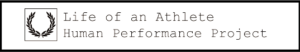 life of an athlete, human performance project, illinois human performance project