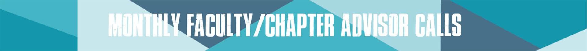 chapter advisor calls, illinois human performance project, ilhpp