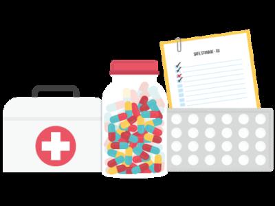 safe prescription storage, illinois human performance project, opiod abuse prevention