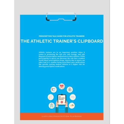 Athletic Trainers Clipboard