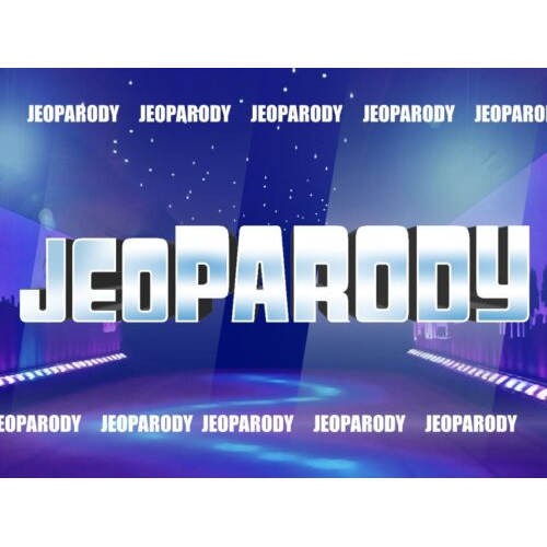 Chemical Health Jeopardy Game