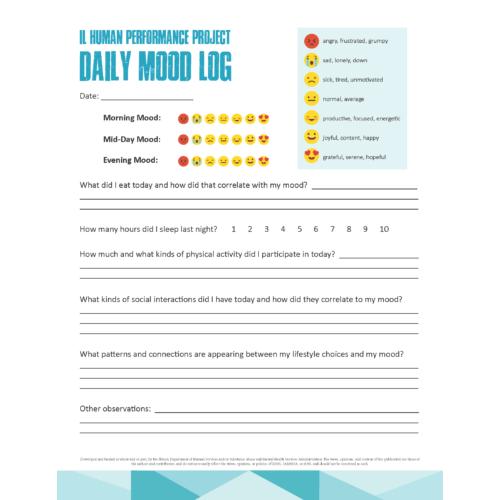 Daily Mood Log