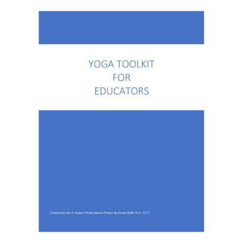 Yoga Kit for Educators